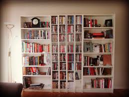 White Bookcase With Cabinet by Bookcase Breakdown The Hemborg Wife