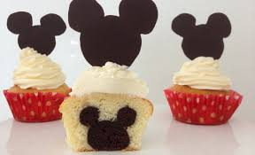 mickey mouse cupcakes mickey mouse cupcakes mickey on inside how to cook that