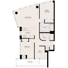 Floor Plans Chicago Comparing River North Floor Plans U2013 Yochicago