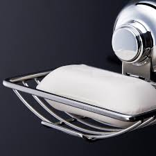 Bathroom Accessories Usa by Aliexpress Com Buy Stainless Steel Soap Dishes Vacuum Suction