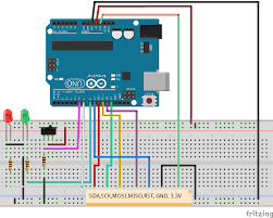 rfid arduino project youtube wiring diagram components