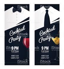 cocktail party invitation stock vector art 660475774 istock