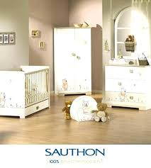 chambre winnie sauthon winnie tiroir de lit 60 120 blanc sauthon s lection chambre bebe