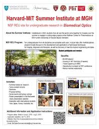 Nsf Cover Sheet by 2016 Apply Harvard Mit Summer Program