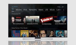 design shows on netflix to launch netflix on x1 to millions of customers nationwide