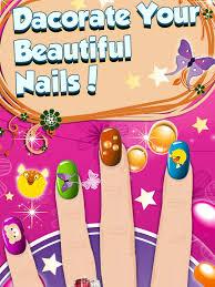mom nail salon little princess virtual art nails salon for girls