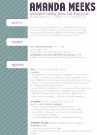 Copywriting Resume Resume U2013 Amanda Meeks