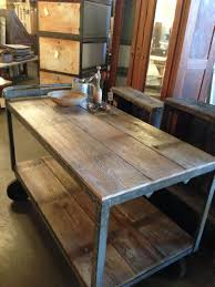 Kitchen Island Made From Reclaimed Wood by Kitchen Furniture Custom With Kitchen Also Island And 5 Reclaimed