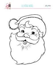 dessin bonhomme de neige noël a colorier silhouettes et dessins