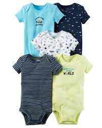baby boy one piece bodysuits multi pack bodysuits carter u0027s
