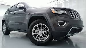 jeep vehicles 2015 used 2015 jeep vehicles for sale for hammond to new orleans