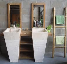 meuble de salle de bain avec meuble de cuisine meuble de salle de bain en teck balib
