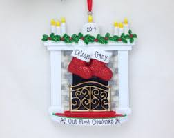 Fireplace Ornament Fireplace Ornament Etsy