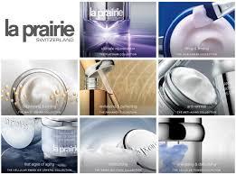 review u003e la prairie skin care comprehensive overview