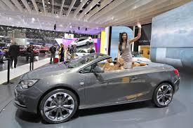 opel cascada hardtop genf 2013 cabrios und roadster beim autosalon mitteldeutsche