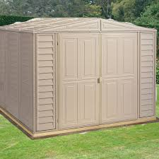 hollans models plastic storage shed for bikes