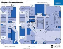 museum floor plan design exhibits mayborn museum baylor university