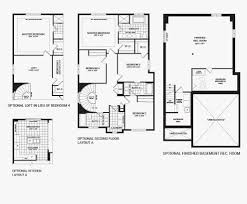 Georgian Floor Plans by Potters Key The Georgian U2013 Stittsville Homes Minto