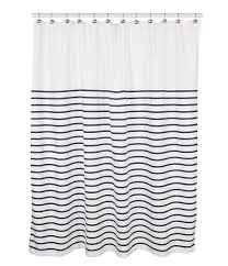 Shower Curtain Striped Kate Spade New York Harbour Stripe Shower Curtain Dillards