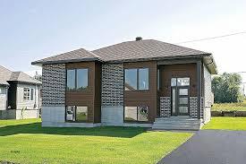 split level designs house plan fresh front slope house plans front slope house plans