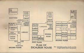 the passing tramp fatal floor plans toper u0027s end 1942 by gdh cole