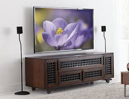 perfect home theater sanus accents htsat home theater series speaker stands speaker
