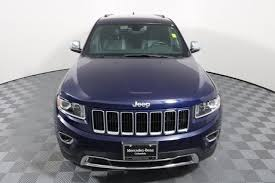 jeep grand true blue pearlcoat 2016 jeep grand limited 27 024 true blue pearlcoat