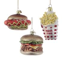 food themed ornaments