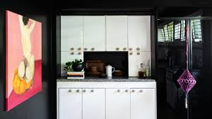 what hardware looks best on black cabinets you ll never look at kitchen cabinet hardware the same after