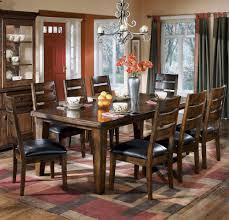 dining room table ashley furniture north shore rectangular