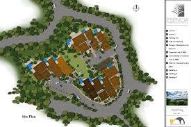 Villa Floor Plans by Costa Rica Luxury Villas In Tamarindo Floor Plans Esencia Tamarindo