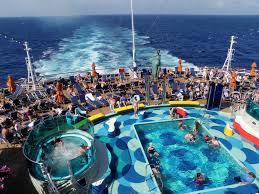 carnival dream deck plans