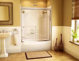 bathroom endearing tiled master bathroom bathtub shower combo