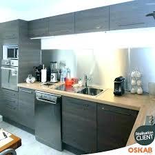 meuble cuisine inox bross meuble de cuisine inox great meuble de cuisine inox meuble cuisine