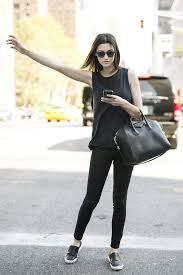 all black casual how to the all black look work for you styles weekly