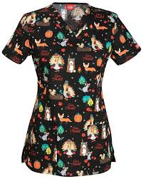 23 best scrub tops more images on scrub tops