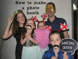 how to make your own photo booth how to make a photo booth renovation bay bee