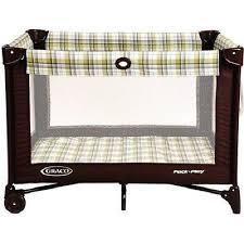 graco pack n play playard foldable portable baby travel crib