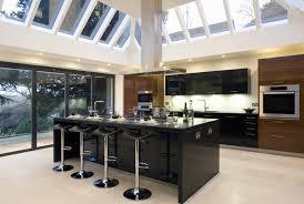 contemporary open kitchen design ideas greencarehome com