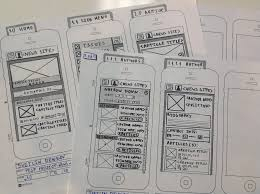 building clickthrough prototypes to support participatory design