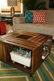 Square Wooden Coffee Table Diy Wood Coffee Table With Storage Best Gallery Of Tables Furniture