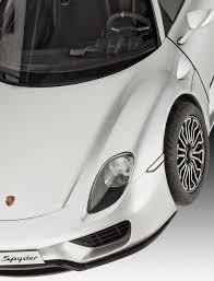 porsche 918 spyder white revell porsche 918 spyder