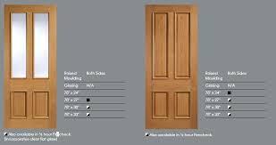 Interior 4 Panel Doors Solid Wood Doors With Glass Panels Beautiful 4 Panel Solid Wood