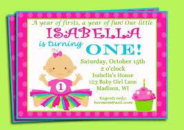 1st birthday invitation wording haskovo me