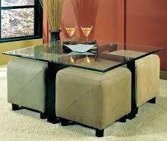 Ottoman Tables Storage Ottoman Table Woven Coffee Table Ottoman Size Of