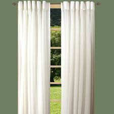 Beige Linen Curtains Lucerne Semi Sheer Wide Curtain Pairs