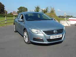 used volkswagen passat cc petrol for sale motors co uk