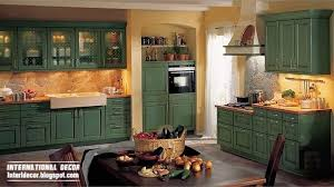 country green kitchen cabinets country style kitchen cabinets best of country style kitchens 15 the