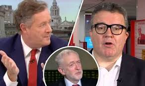 Labour S Anti Semitism Row Explained Itv Piers Grills Labour S Tom Watson Anti Semitism Is