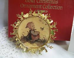 hummel ornament etsy